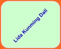 Lida Kunming Dali